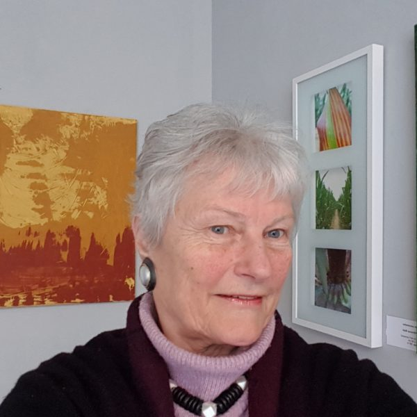 Art 13 Portrait Ilse Leineweber