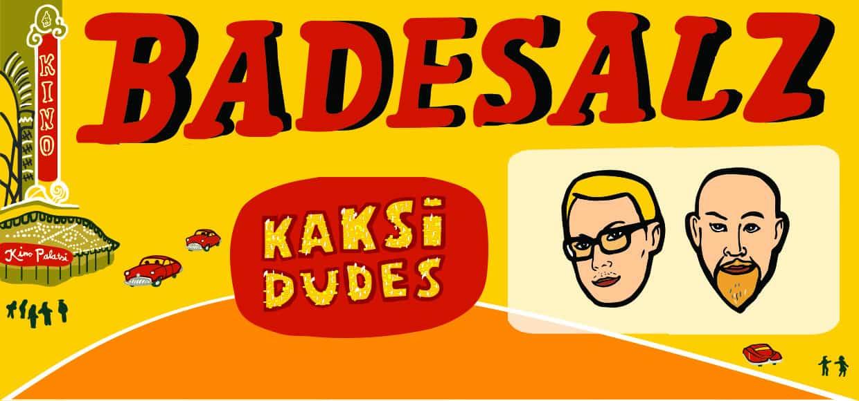 """Bild von Badesalz – Neues Programm: """"Kaksi Dudes"""""""