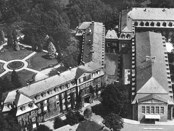 Blick Auf Stadtschloss 600x450