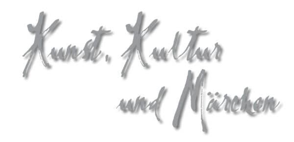 Logo Kunst, Kultur und Märchen
