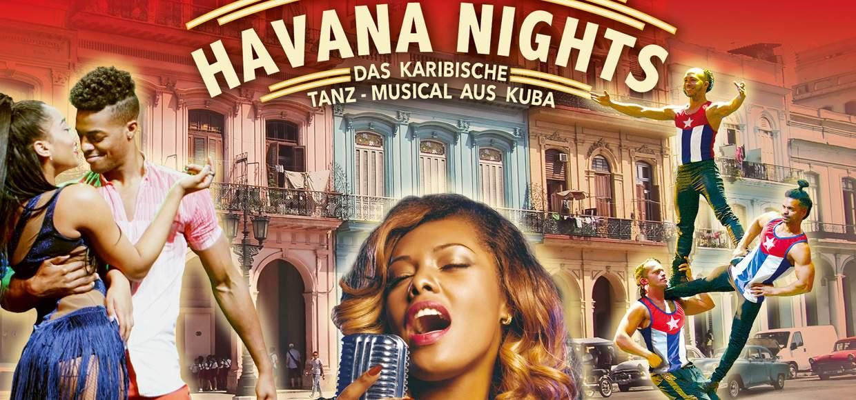 Bild von HAVANA NIGHTS – Das karibische Tanz-Musical aus Kuba!