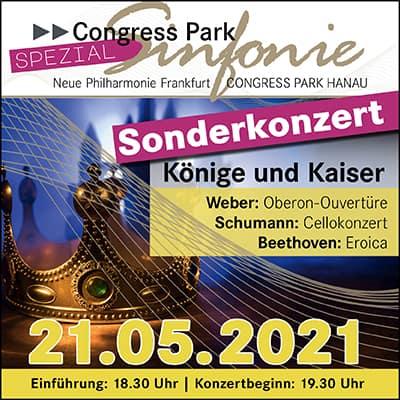 Congress Park Sinfonie Spezial Sonderkonzert 4