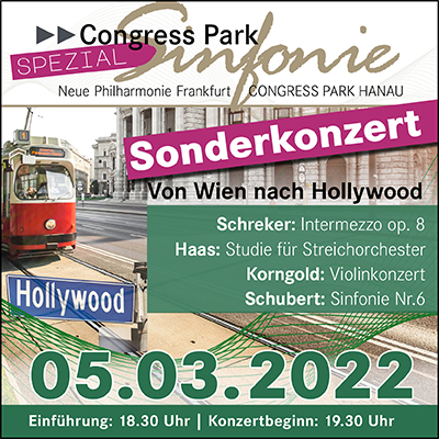 Congress Park Sinfonie Spezial Sonderkonzert 3