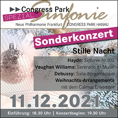 Congress Park Sinfonie Spezial Sonderkonzert 2