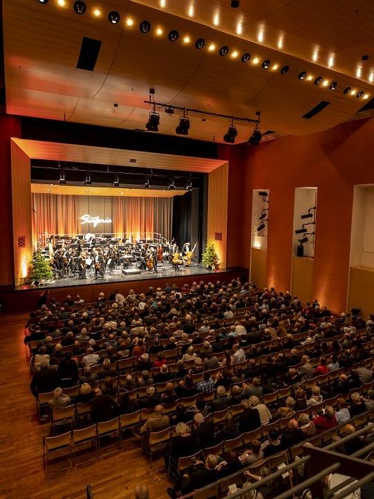 Konzert der Congress Park Sinfonie