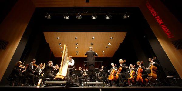 Congress Park Hanau Besucher Sinfonie Konzert