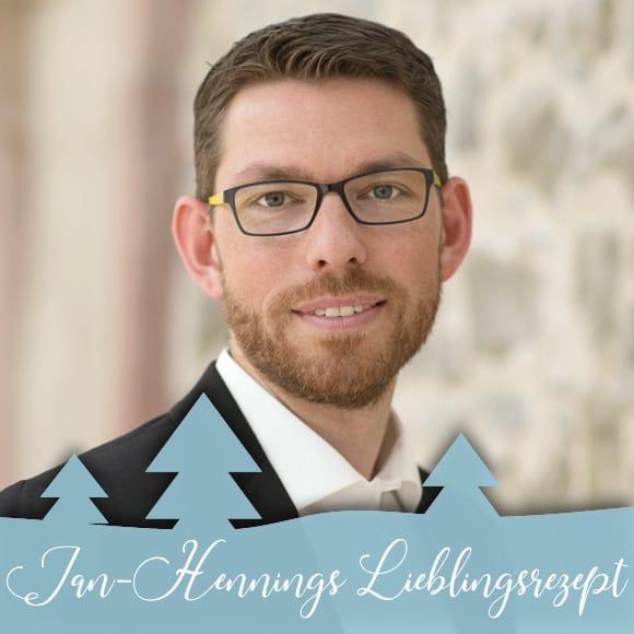 Jan Hennings Lieblingsrezept 2020