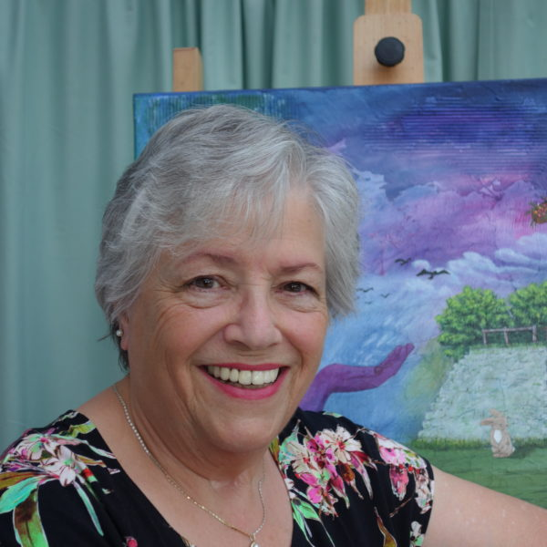 KUNST WERK Portrait Gerlinde Glaab