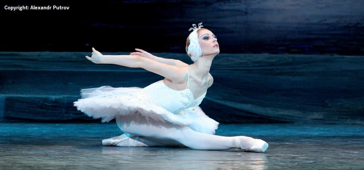 """Bild von """"Schwanensee"""" Sankt Petersburger klassisches Ballett"""