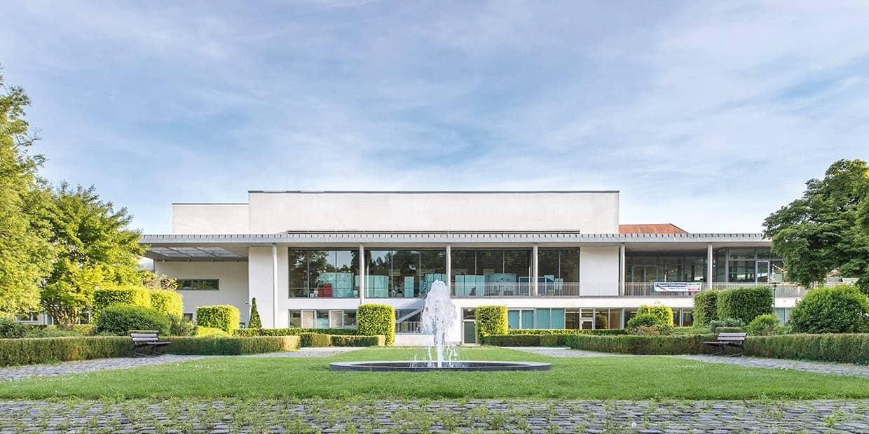 Lage Congress Park Hanau 3