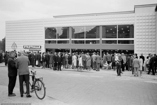 Hanau Marienstrasse 01.10.1966