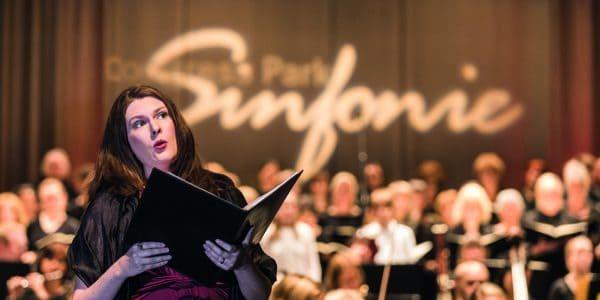 Sinfonie Sopran Chelsey Schill