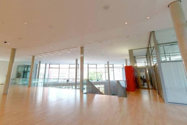 Ausstellungsraum Cph Hanau Foyer