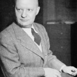 Paul Hindemith, Komponist - Repro: Alfred Schroeder